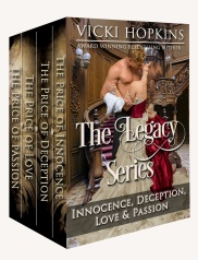The Legacy Series Box Set ($5.99)